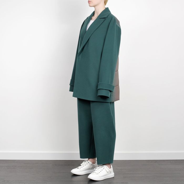 MAGNET COAT GREEN