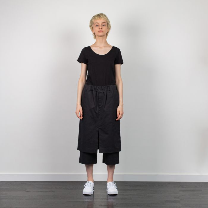 SKIRT PANEL TROUSERS NO.1