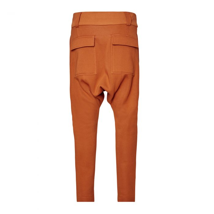 LOW PANTS ORANGE