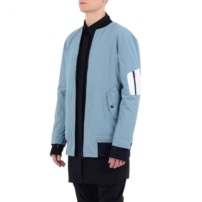 RUNNER BOMBER GREEN