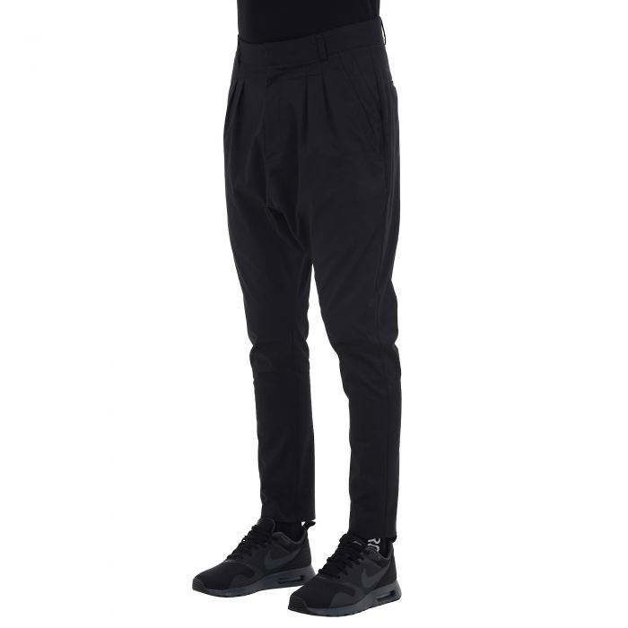 RUNNER TROUSERS BLACK