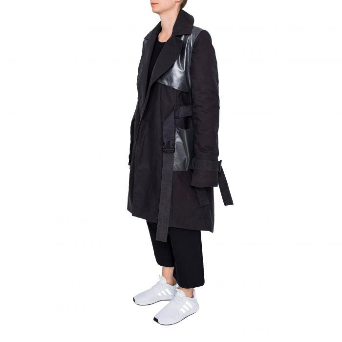 ANTHRACITE COAT