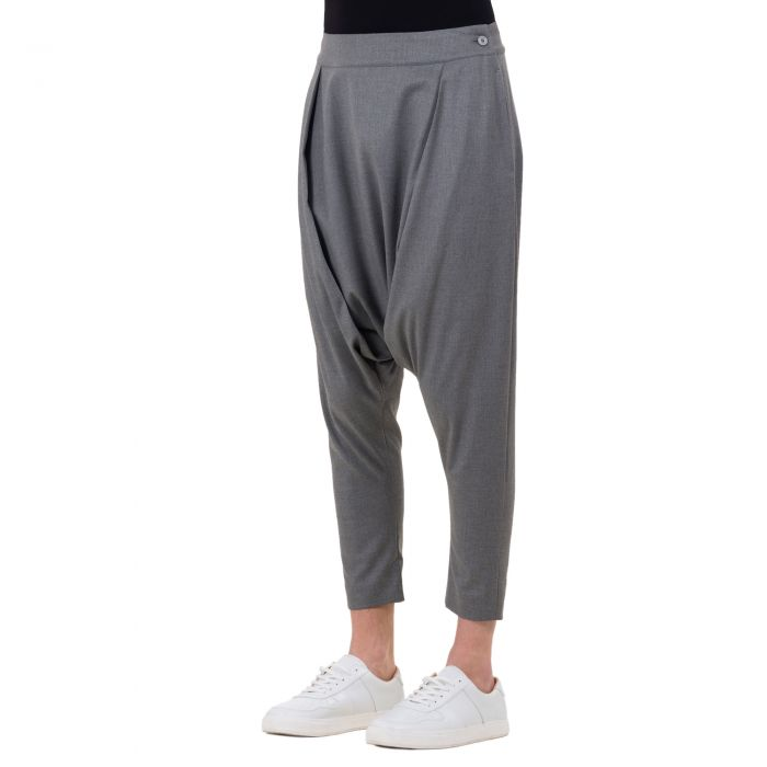MOMENTUM TROUSERS GREY