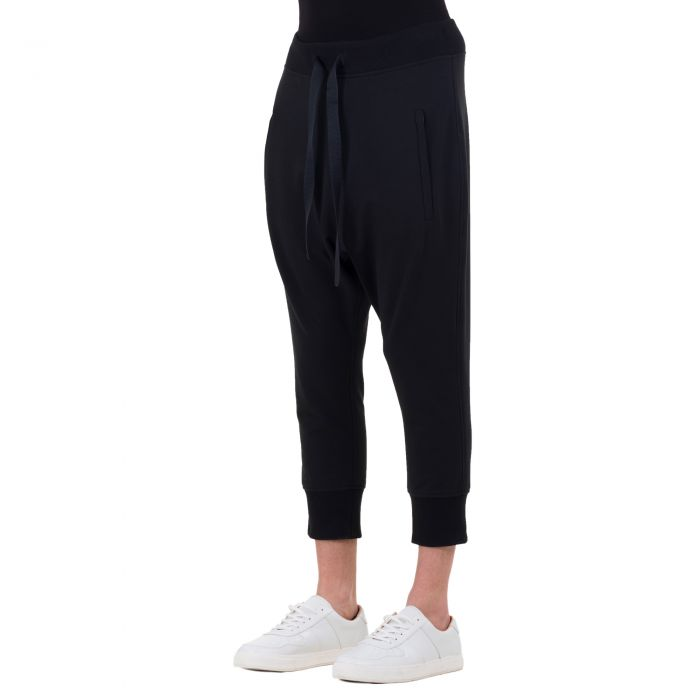 RUNNER PANTS BLACK