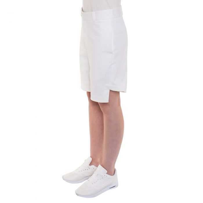 OFF WHITE SHADOW SHORTS WOMEN