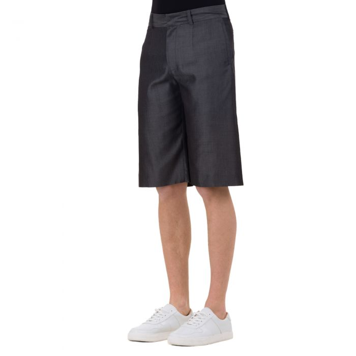 TENCEL SHORTS GREY