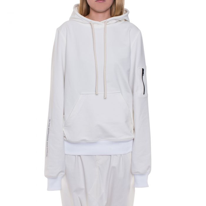 CHAOS HOODIE OFF WHITE