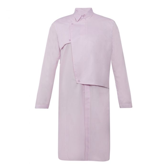TRENCH SHIRT PINK