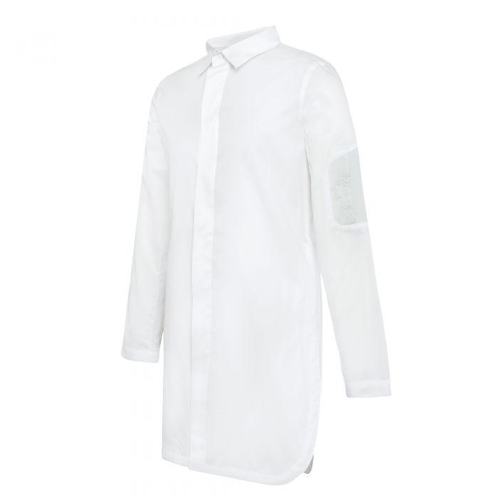 PANEL SHIRT WHITE