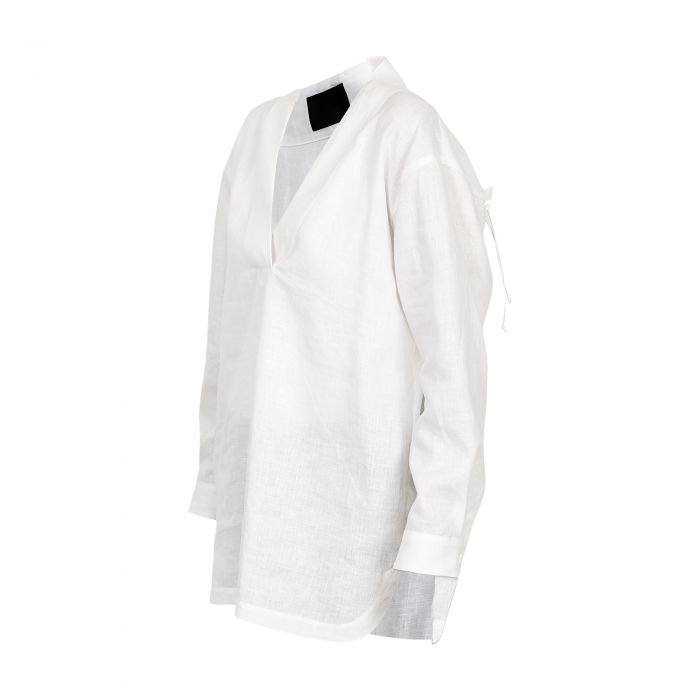 SHIRT KIMONO WHITE